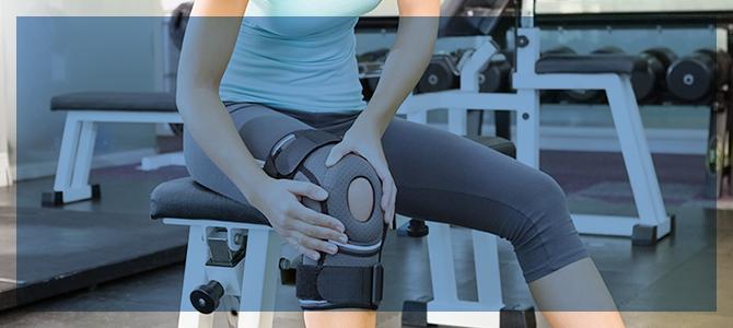 ひざの痛みの進行を防ぐ運動療法
